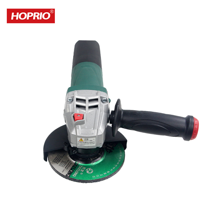 New Brushless Grinder Machine 5 Inch Variable Speed 1250W High Quality Power Tool Sales