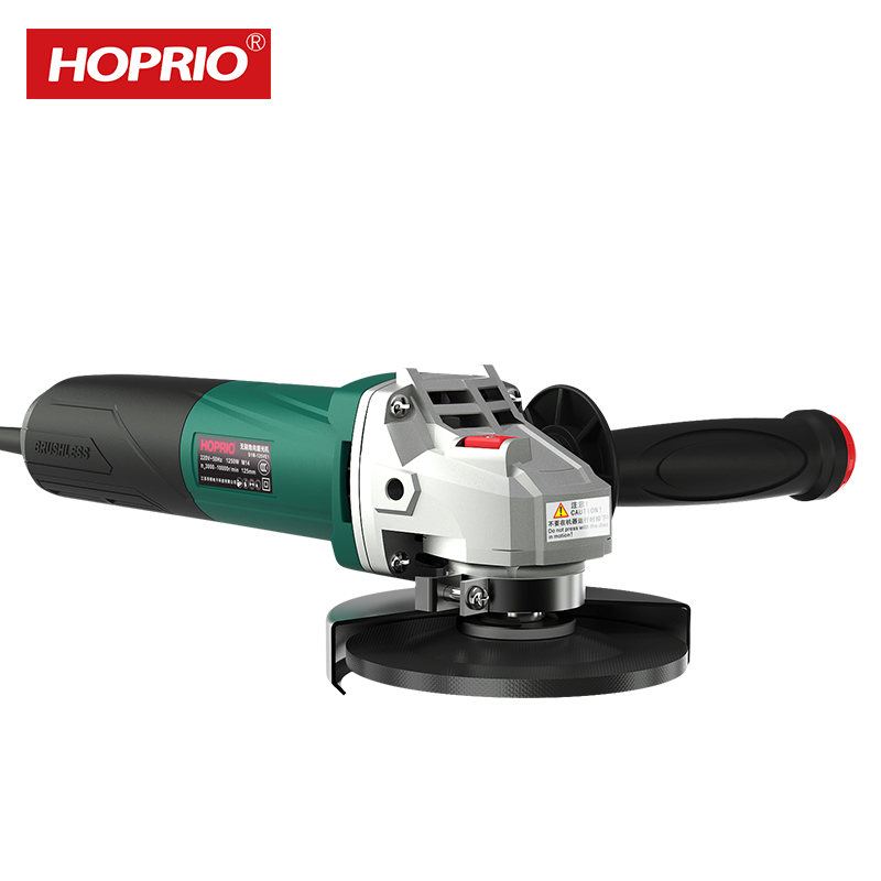 220V Brushless Variable Speed 5 Inch Industrial Power Tools