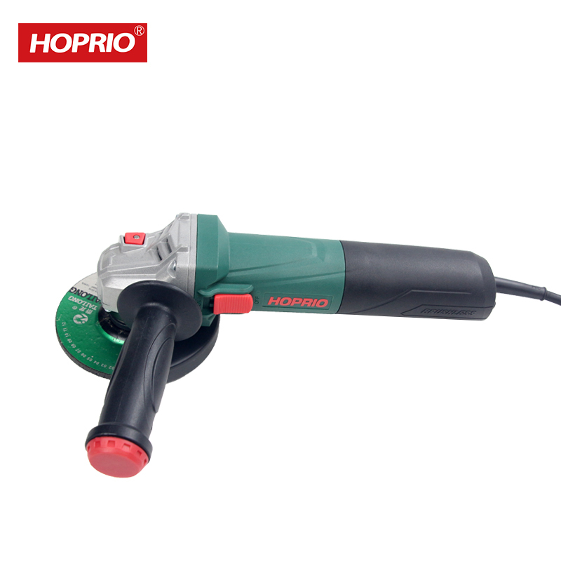 China high efficiency 5 inch angle grinder for heavy industry factory