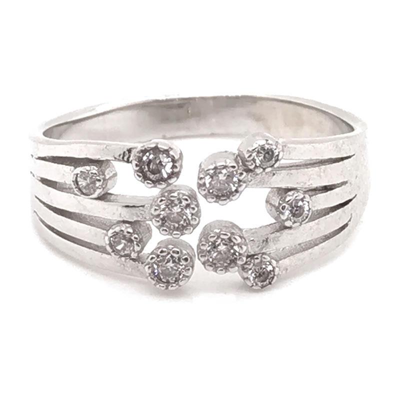 Classic Yellow Topaz Gemstone Price Silver Jewelry Ring