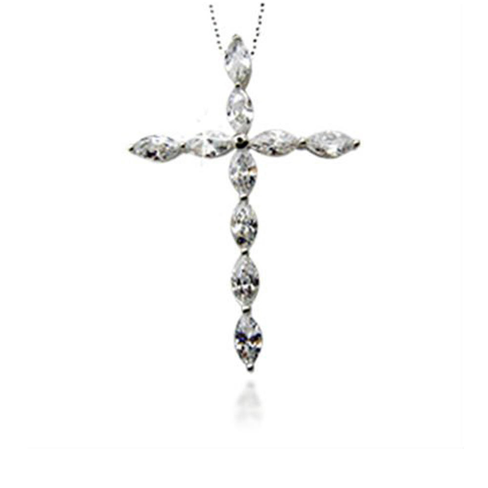 Best seller cheap wholesale 925 sterling silver crucifix