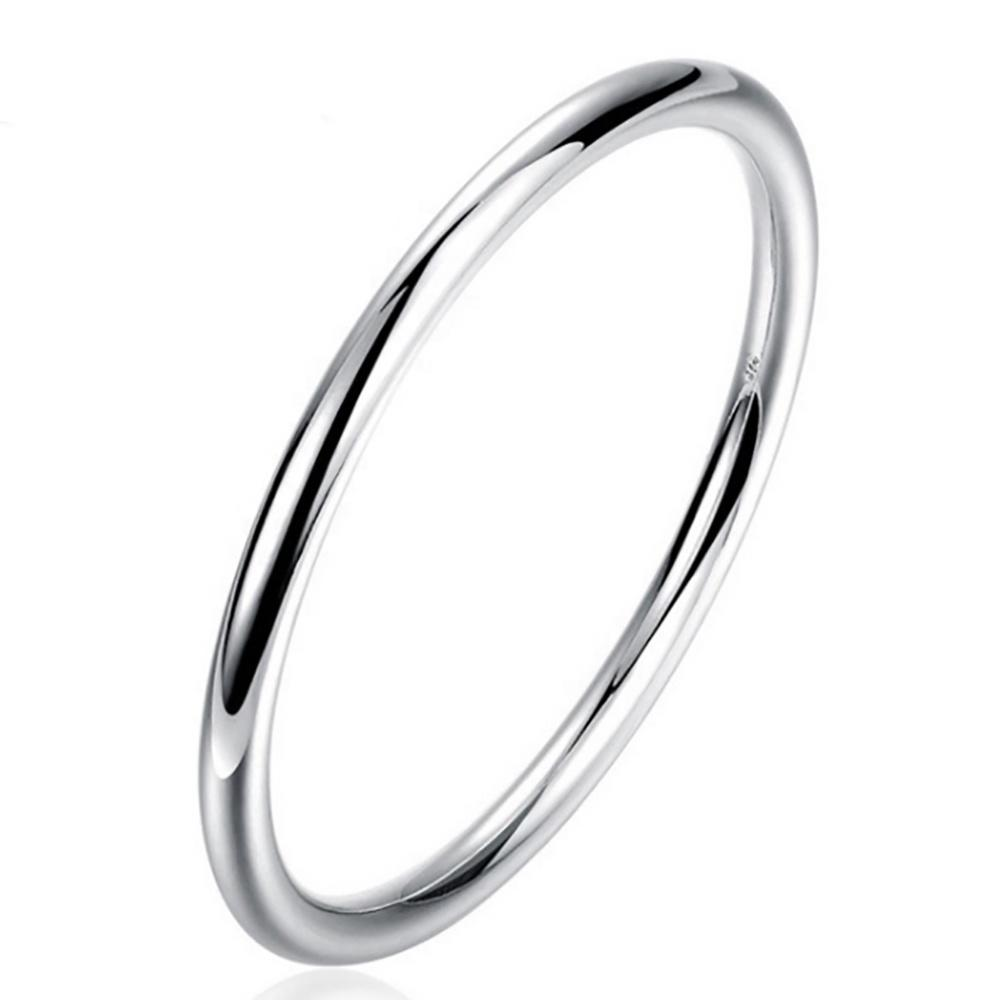 Best Seller Traditional Wholesale Blank Silver Bangle Jewelry