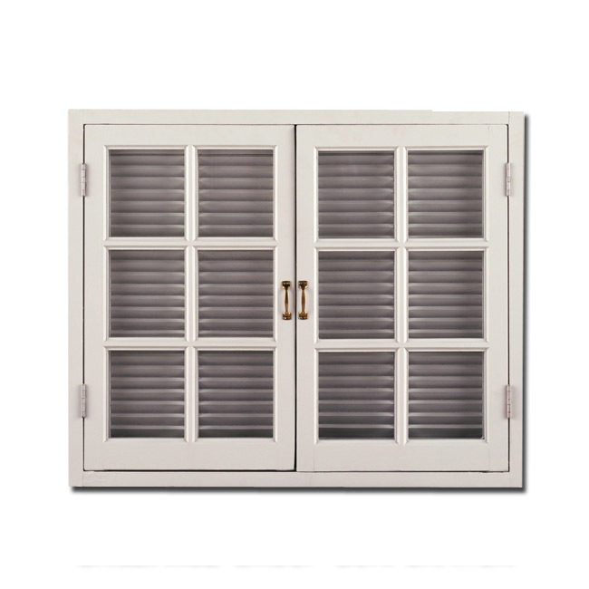 AS/NZS Standard Aluminium Double Glazed Windows With High Quality