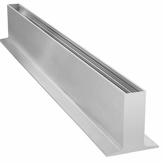 Aluminium 6063glass clamp for railingfor railing