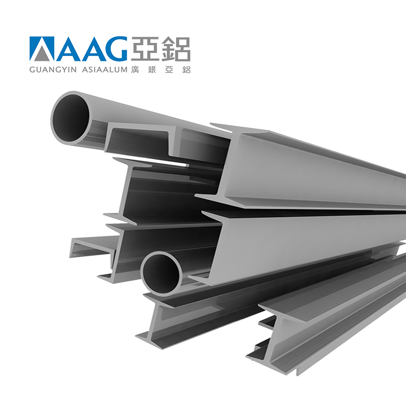 Factory Direct Price for6063-T5 Aluminium Window Extrusion Frames Profile