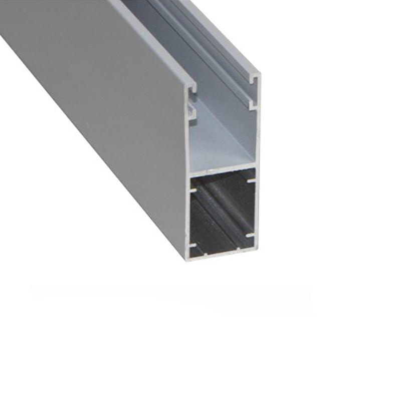 FOB Price Aluminium advertising frames profile accessories aluminum profile factory