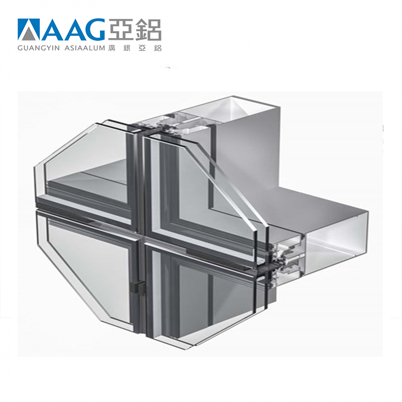Chinese Standard for Glass Curtain Wall System