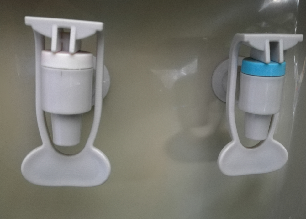 Commercial automatic cold water dispensers with cold Tank 1.4 liter
