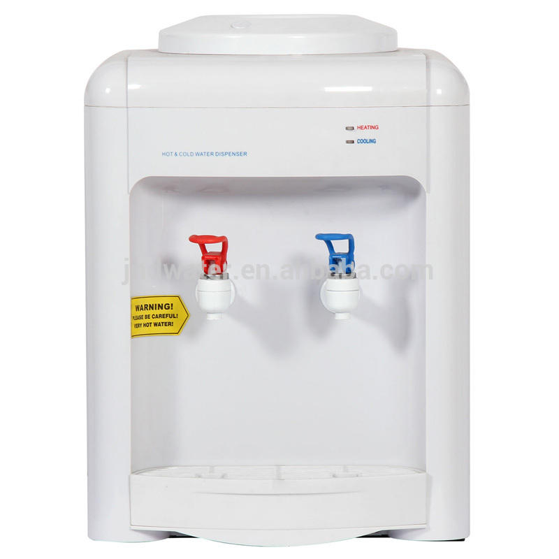 Desktop Type Hot and Cold Water Dispenser with Electronic