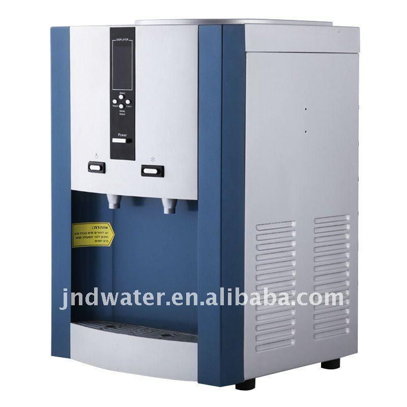Hot and Cold Compressor Cooling Desktype Water Dispenser