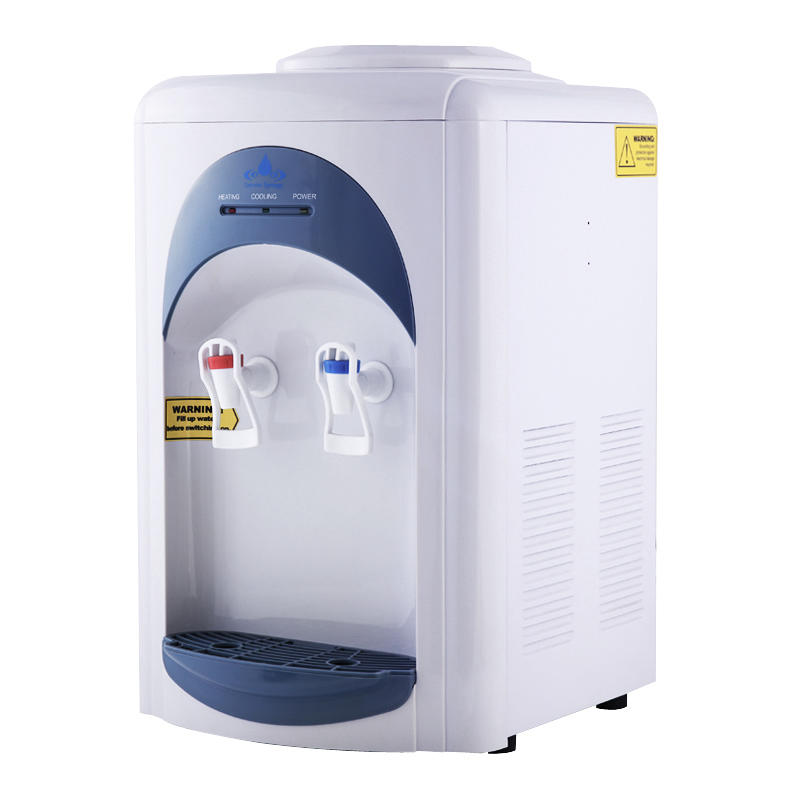 YLR0.7-5-X(16TD-G/HL) thermo-electronic cooling water cooler with cold tank 1.4 liter