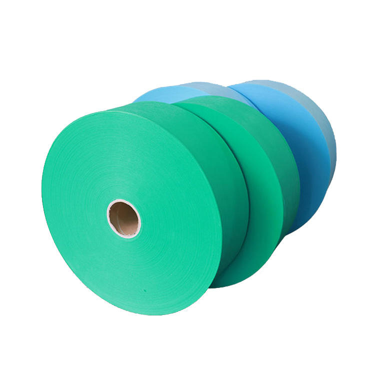 High Quality Width17.5cm PP Spunbond Nonwoven Fabric Roll