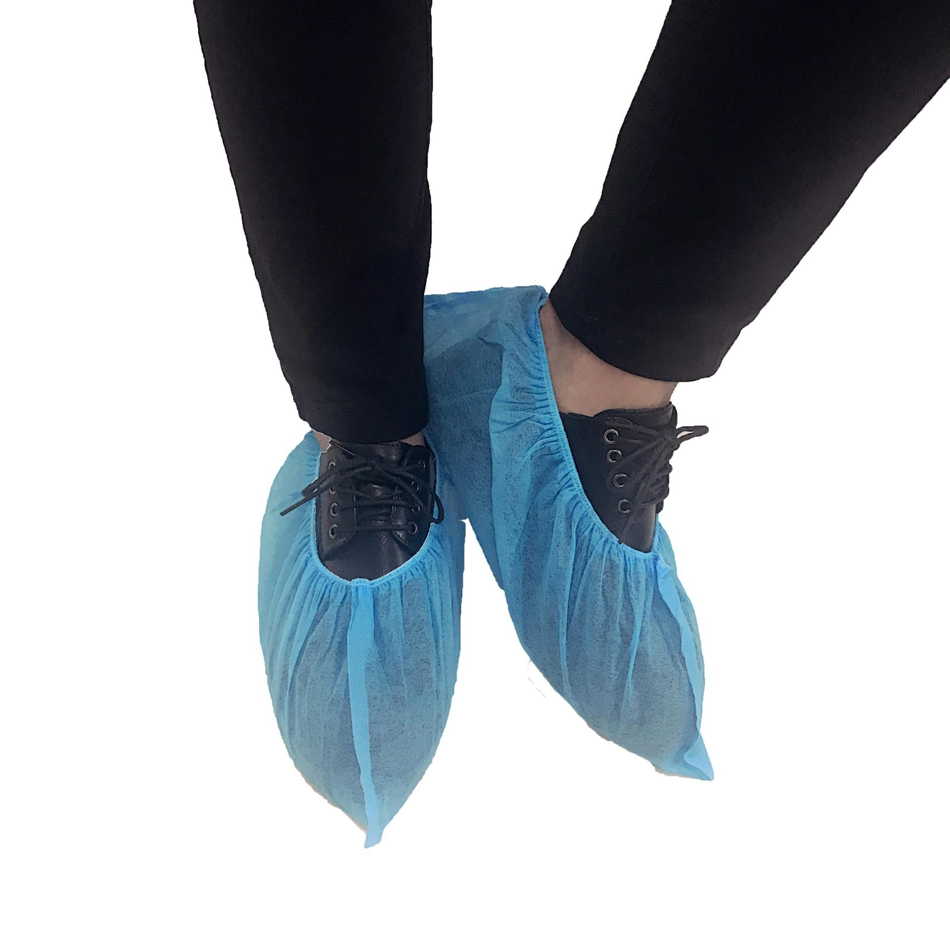 Fast Delivery TNT Fabric for Medical Shoe Covers