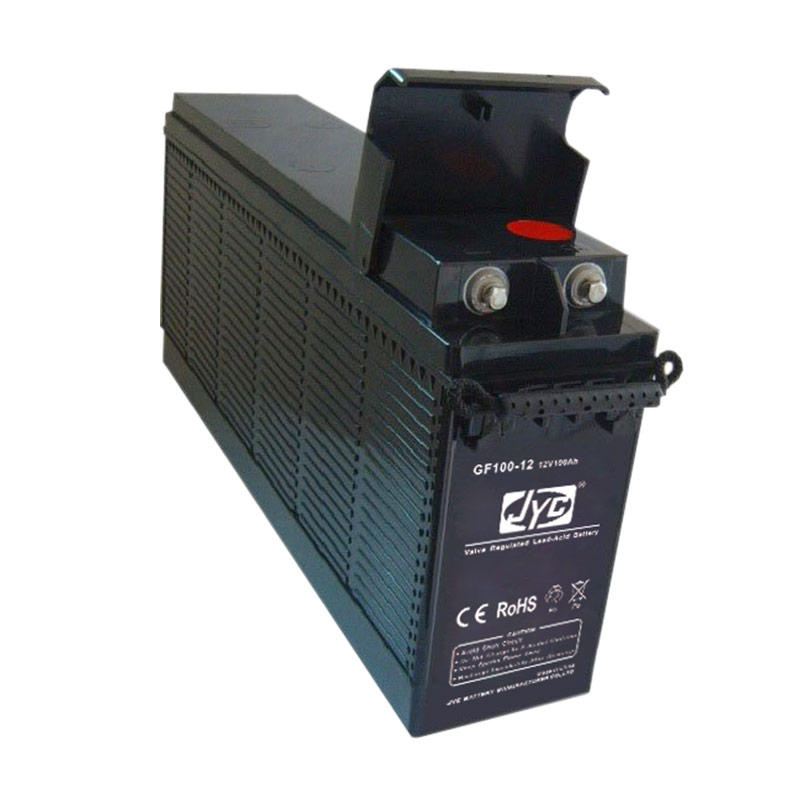 Competitive quality 12v 100ah front terminal agm battery