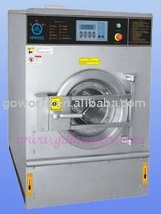 12kg steam heating Laundry equipment(washer,dryer)