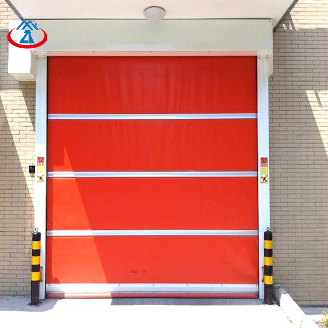 Guangzhou Wholesales PVC High Speed Roller Shutter Door For Hot Sales