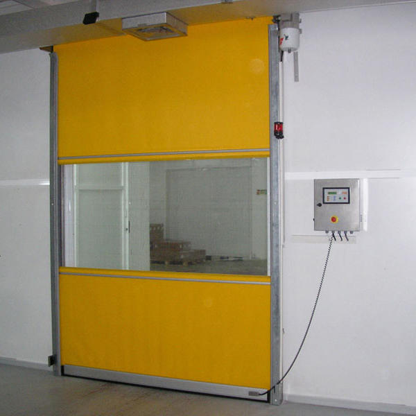 Vertical High Performance Hot Sales Automatic Fast PVC Roller Door Manufacturer