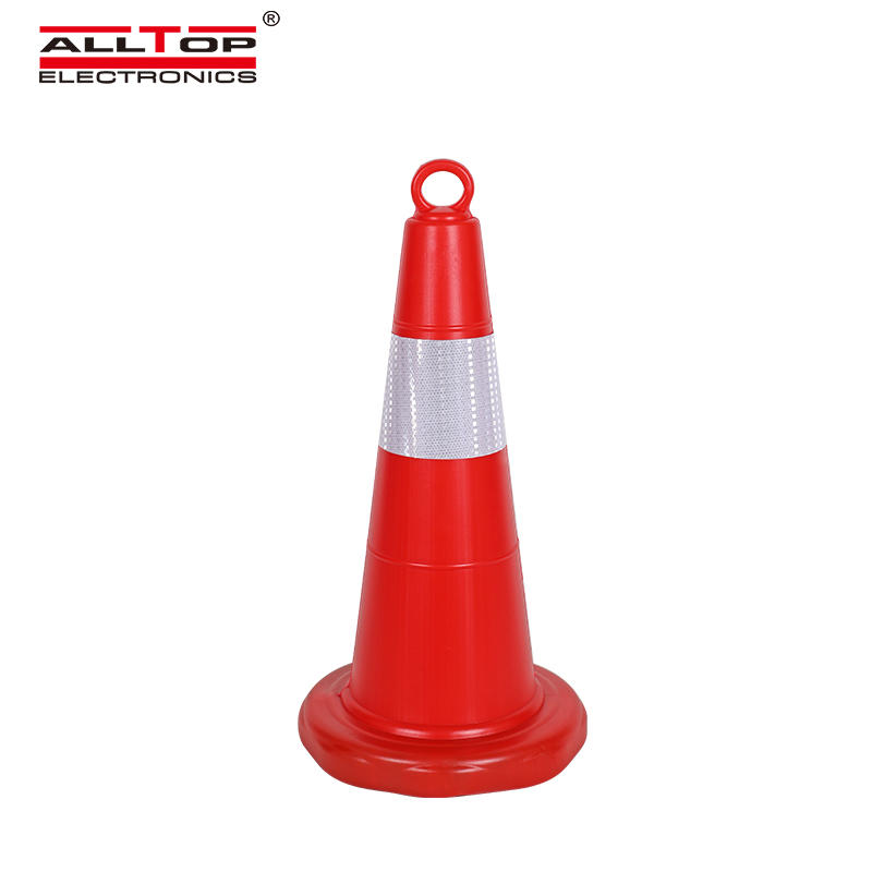 ALLTOP Traffic Cone Traffic Cone Red PE Traffic Road Safety Cone