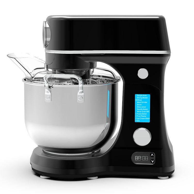 Intelligent Multi-function Stand Mixer Food Mixer Machine Planetary Dough Kneading 6L MK-90