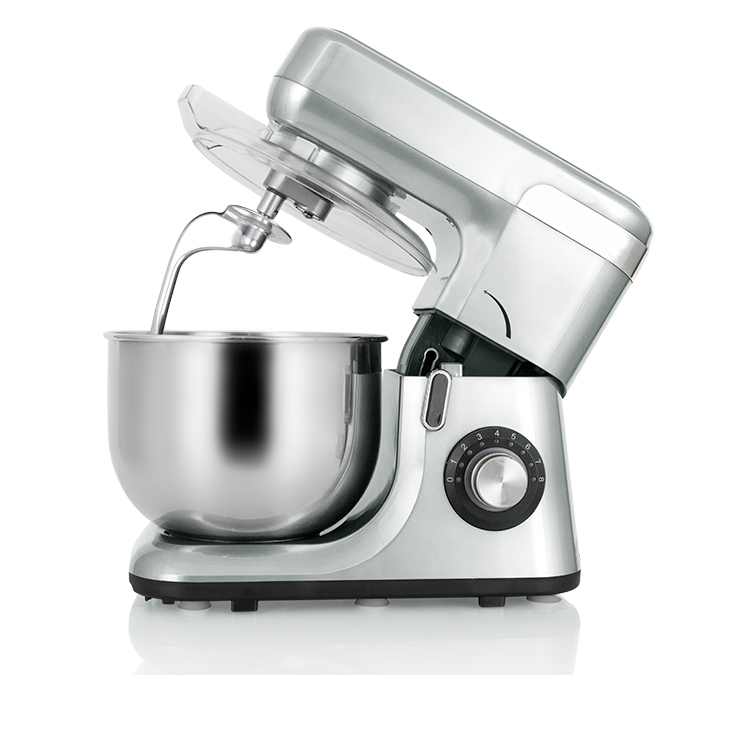 1200W Planetary mixing action multi function metal framework inside stand mixer