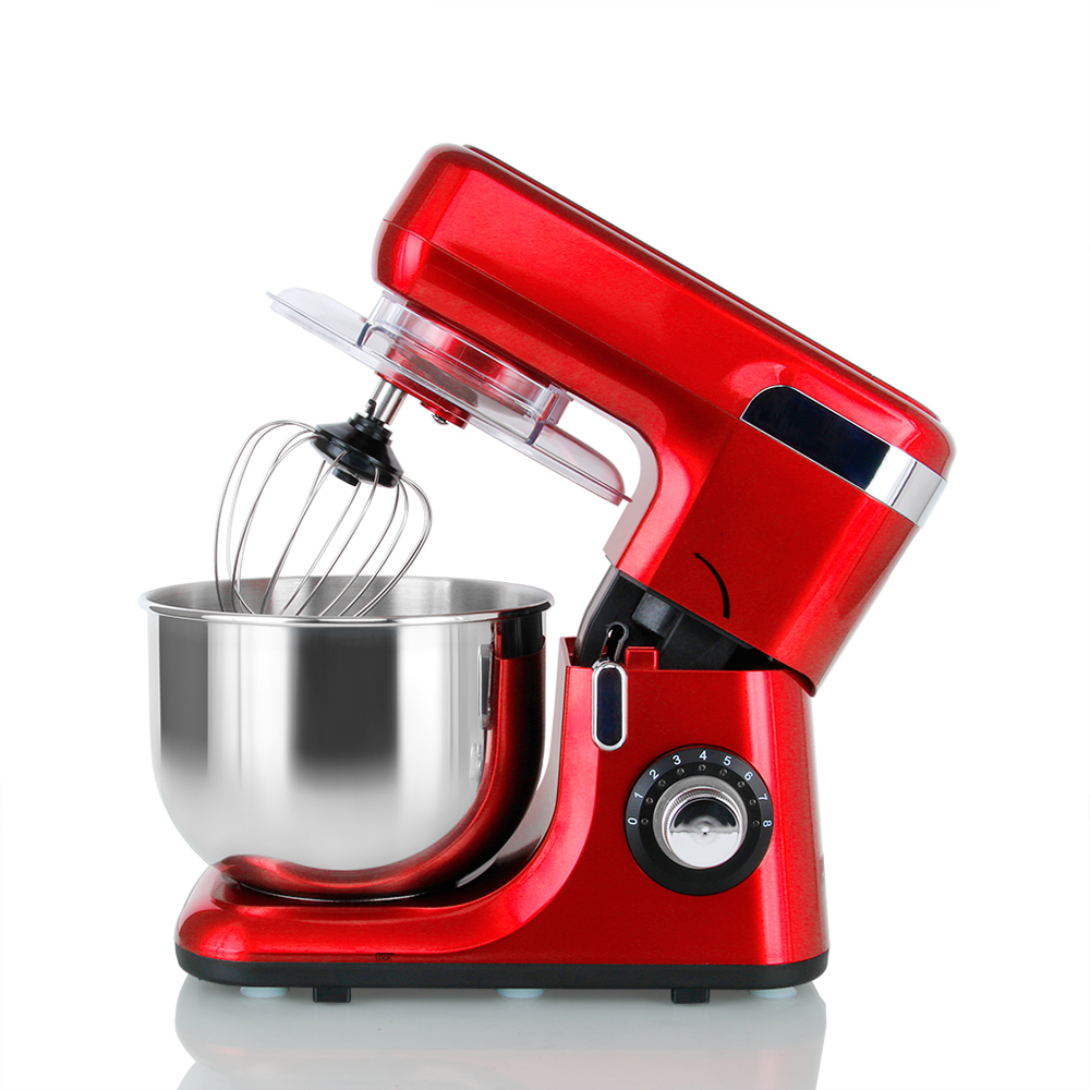 MURENKING Stand Mixer 240V/1200W 5.5-Qt Bowl 8 Speed Kitchen Electric Machine