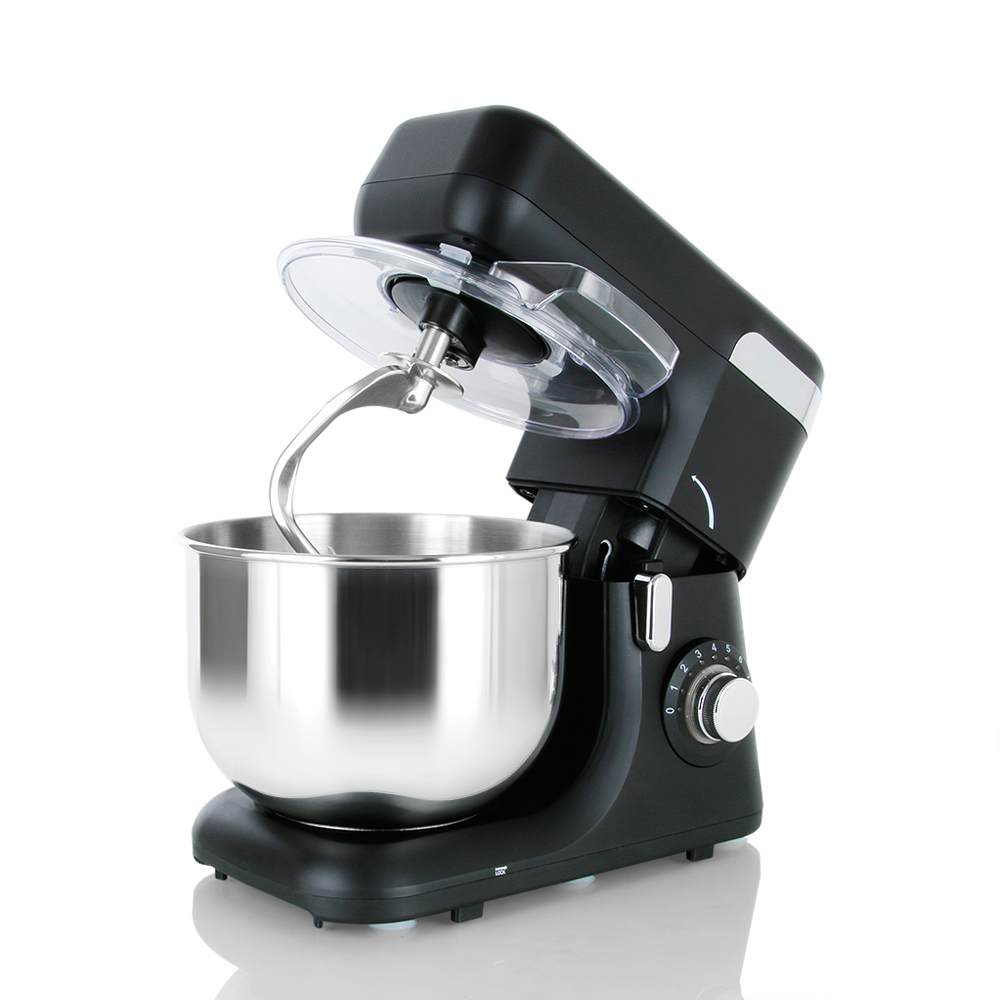 1200W Kitchen appliances stand mixer for kneading dough used cake mixer