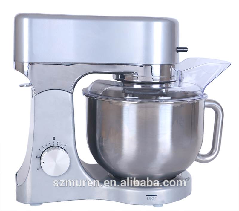 5.0L capacity mini electric planetary dough mixer for home use