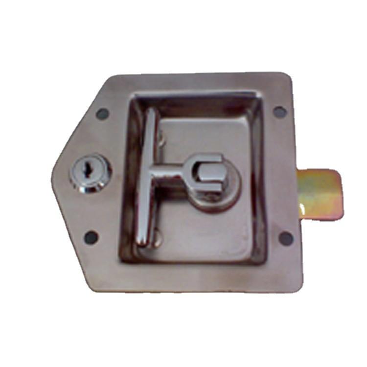 Paddle Lock Stainless Steel Heavy Paddle Lock Truck Door Handle Lock-012050/012050-IN