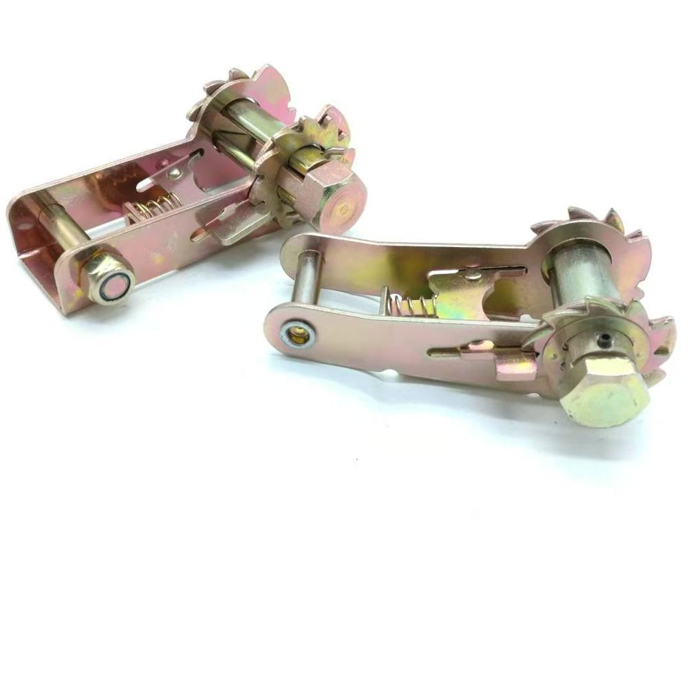 Adjustable Ratchet Buckle Adjustable Steel Lashing Webbing Binding Ratchet Buckle