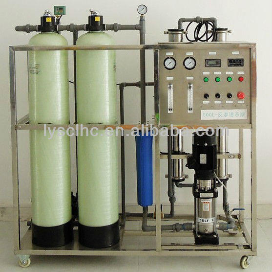 0.25T/0.5T/1T/2T mineral water plant price in india/water treatment plant for sale