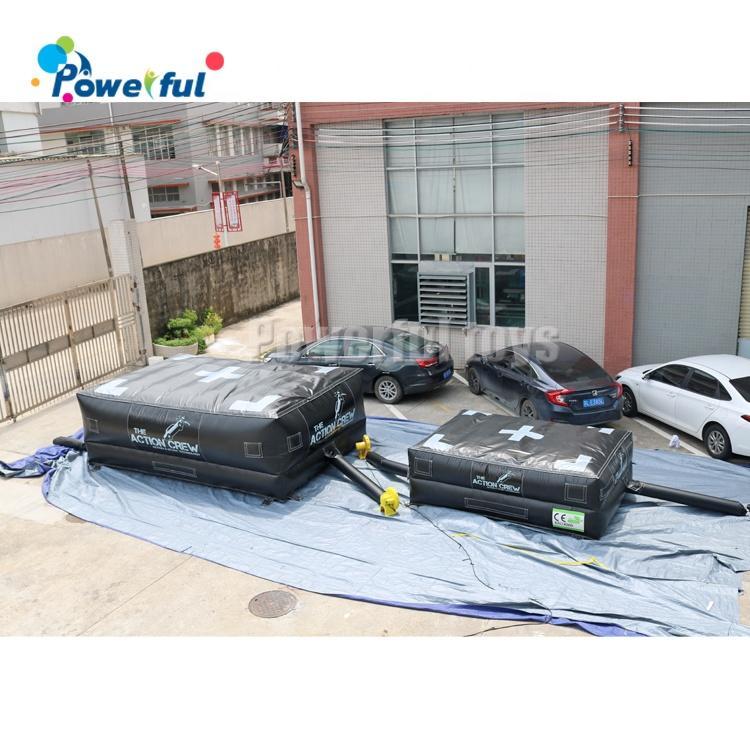 Safety Inflatable air cushion , rescue Air bag,jump mattress for sale
