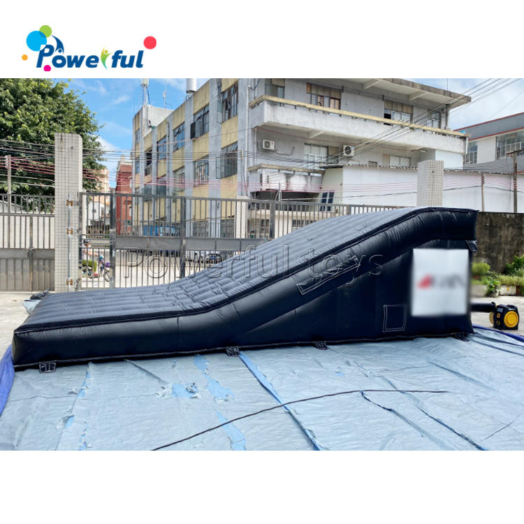 Professional Inflatable Landing Ramp Airbag Trick Air Bag for BMX Or FMX