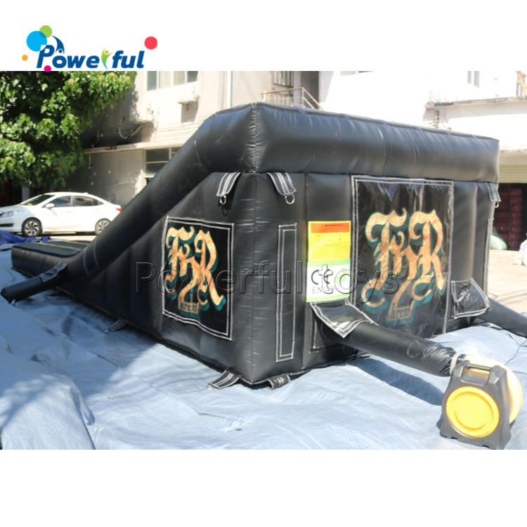 Bike Show Inflatable Landing-Airbag BMX Ramp MTB Stunt Airbag Landing