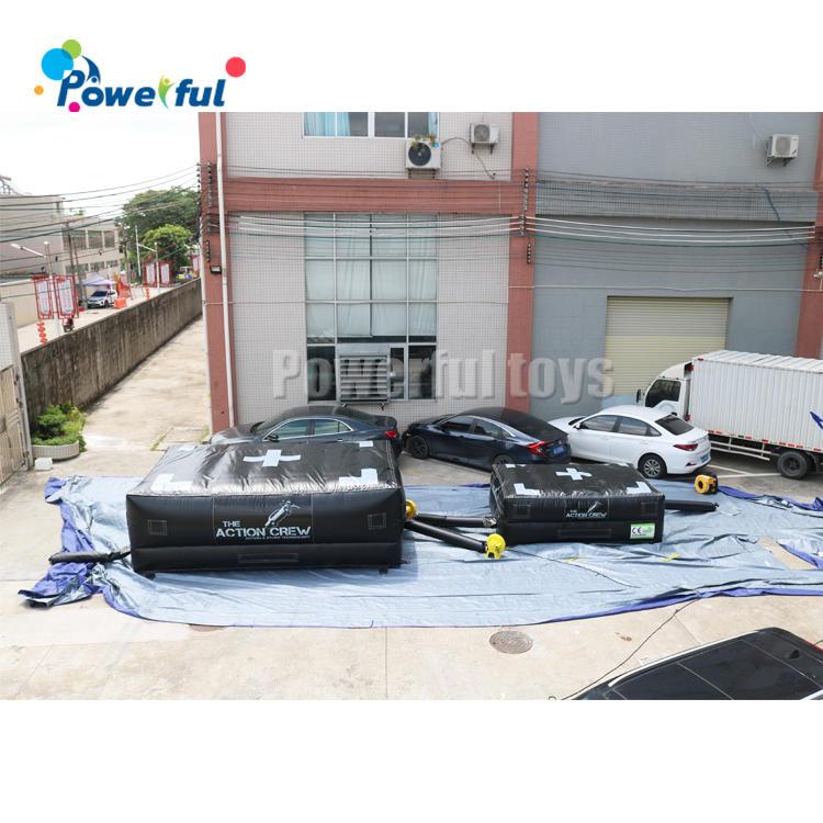 Custom Safety Jumping Rescue Air Bag, Inflatable Cushion Rescue Air Bag