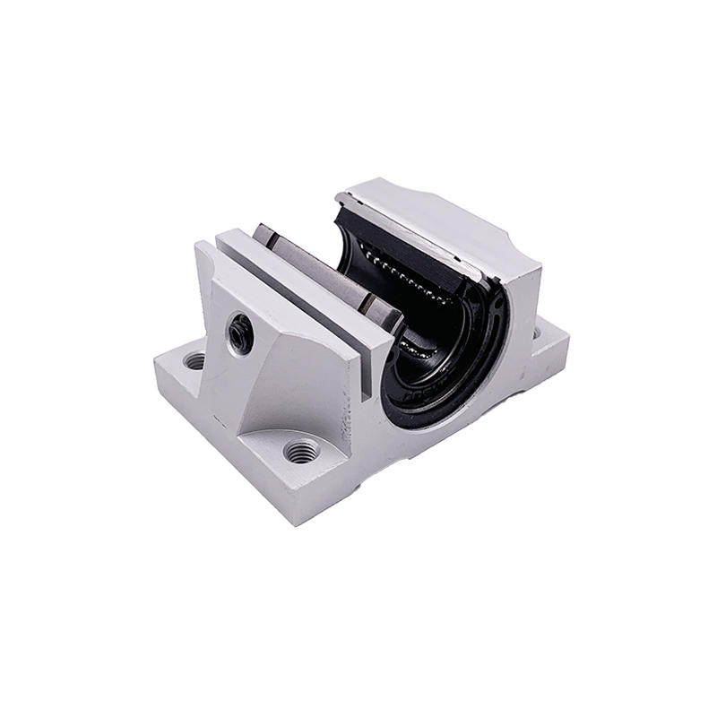 TBR16UU support rail units Electronic Equipment Precision Lathes Linear Slide Bearing