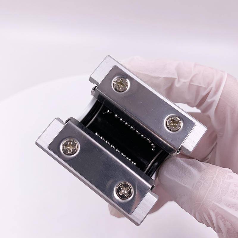 SBR20UU linear guide slide bearings equipment fields linear Interchangeable bearing shaft