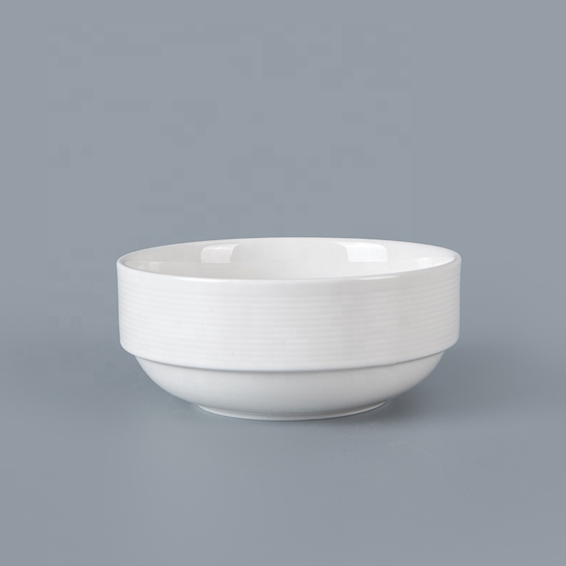 striking & trendy stack bowl porcelain cereal stack bowl hotel restaurant use stackable bowl