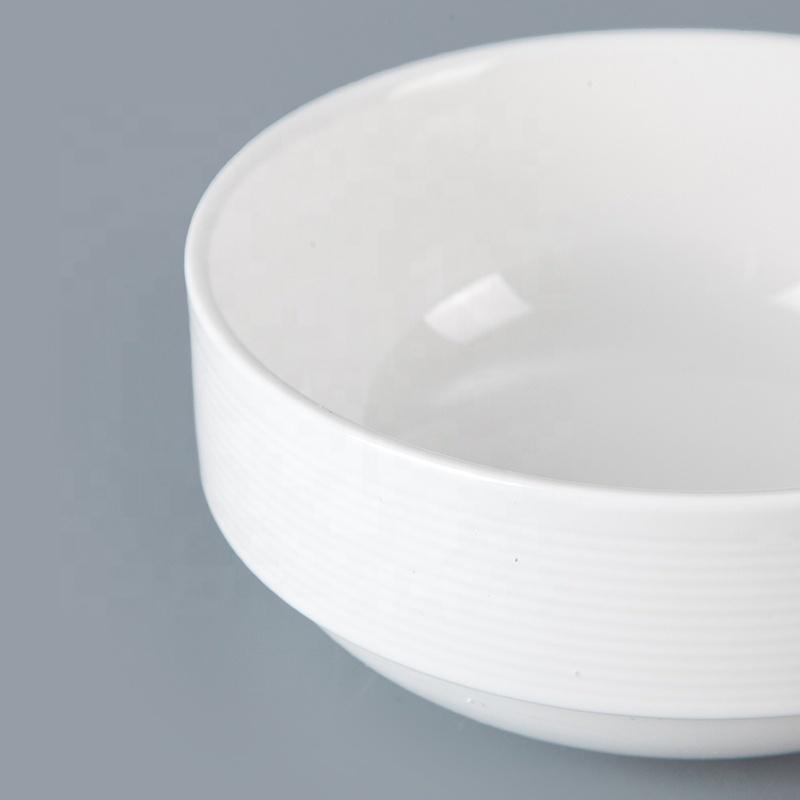 striking & trendy stack bowl porcelain cereal stack bowl hotel restaurant use stackable bowl