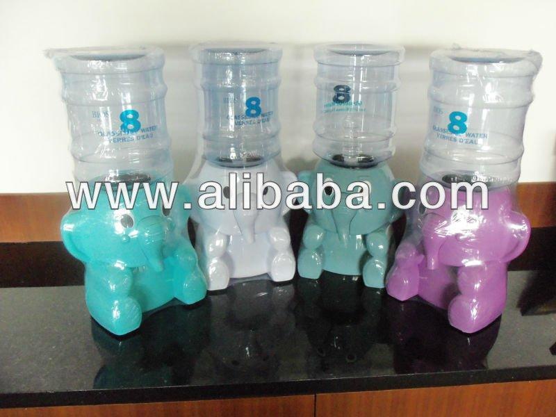 Plastic elephant shape cute without power Mini Water Dispenser