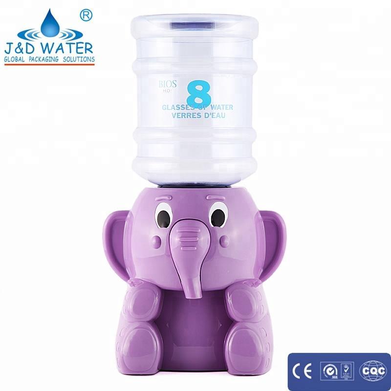 Long service life animal shapes elegant portable water dispenser