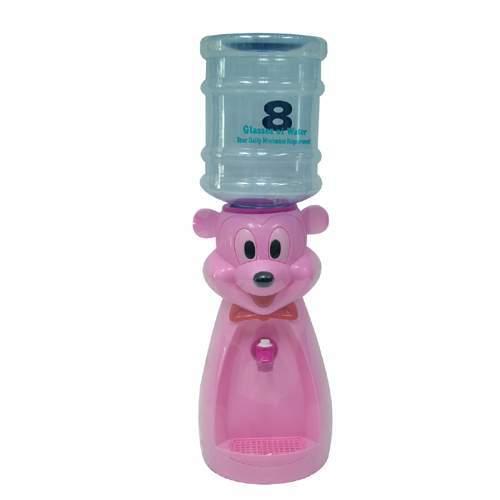 Mini Plastic Coke CAT Type Water Dispenser