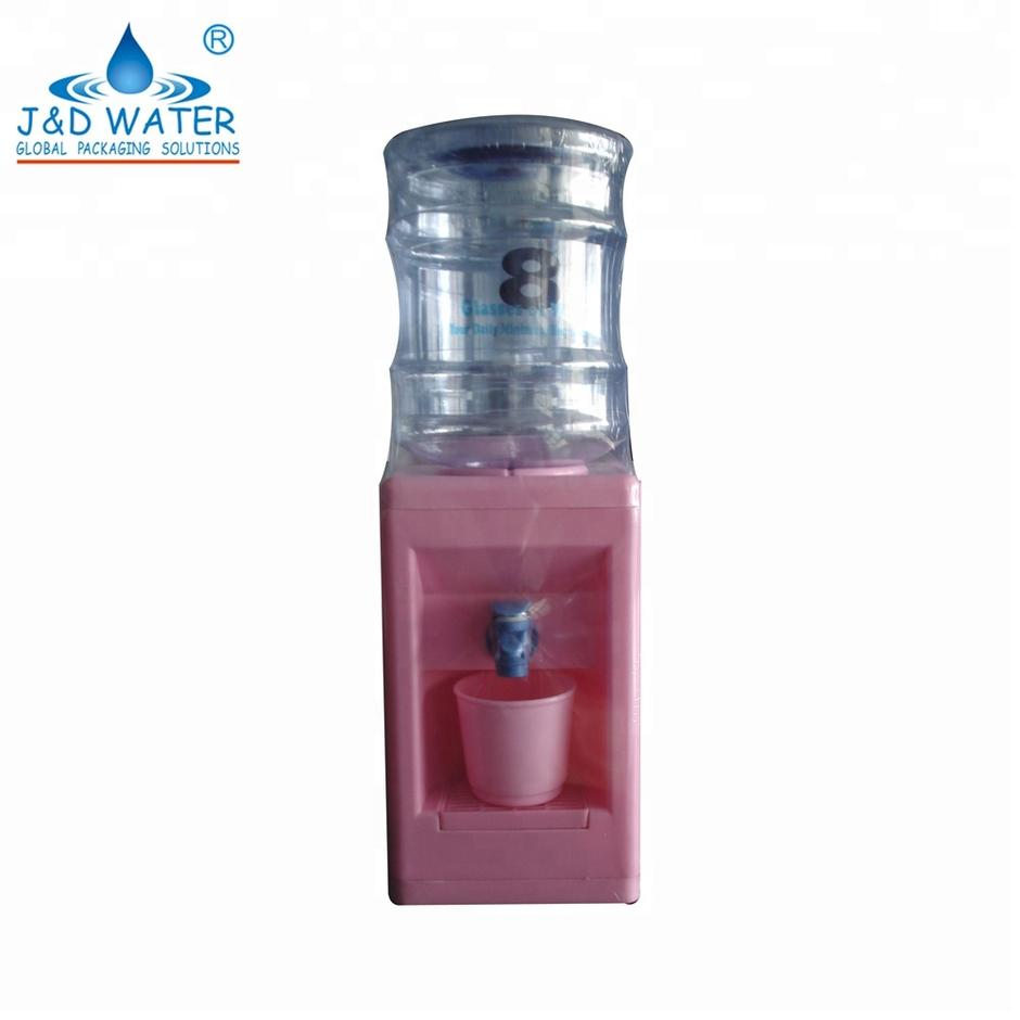 Mini Plastic Water Dispenser without Power Supply