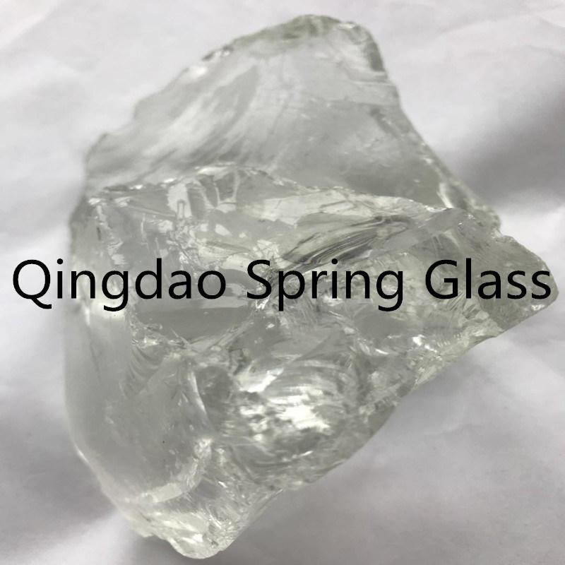 Super White Large Glass Stones