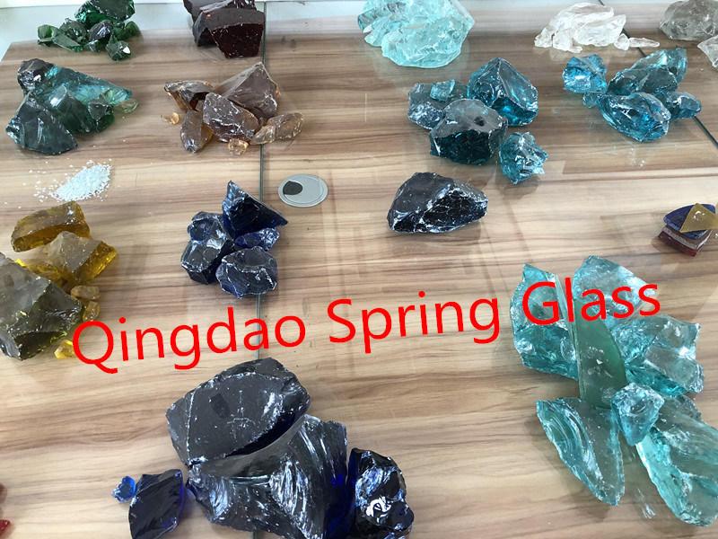 Glass Stones in Good Stock