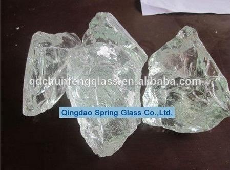 Decorative Transparent Glass Stones to Export