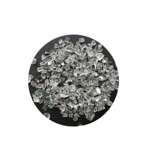 Cheap Factory Glass Scrap Mini Crushed Glass Mirror Chips