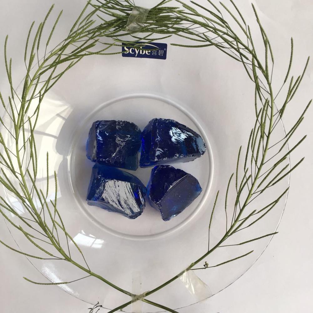 Decoratice Glass Rock for Gabion Filling