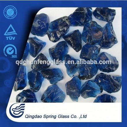 Glass Stones for Decoration