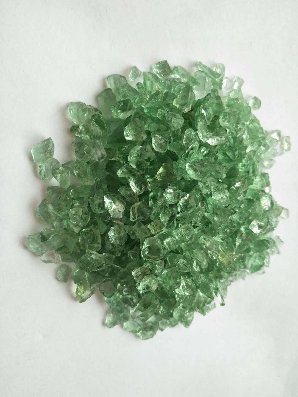 Crushed Glass Granule for Decoration