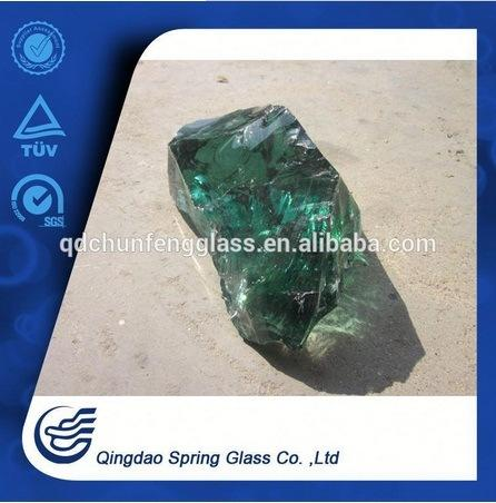 Decorative Glass Frit From Spring